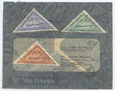 Paraguay Zeppelin R Brief Asuncion Hamburg 1932