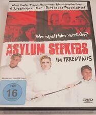 Asylum Seekers - DVD/NEU/OVP/Fantasy-Komödie/Bill Dawes