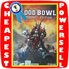BLOOD BOWL : LEGENDARY EDITION BRAND NEW SEALED RARE DVD PC GAME