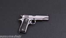 "1/6 Scale M1911 Pistol Gun Weapon Plastic Model F 12"" Solider Male Action Figure"