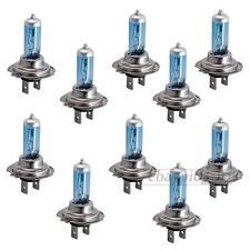 Lot 10x H7 Ampoule Lampe Phare Blanc 12V 100W 6500K Xénon Pour Voiture Auto