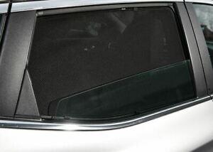 Sonnenschutz Blenden für Audi A6 Avant (4G) ab 9/2011-8/2018 2-teiliges Set Auto