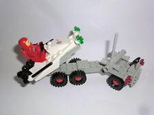 LEGO LEGOLAND L'espace 6870 SPACE PROBE lanceur Vaisseau Spatial avec