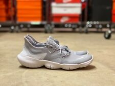 Nike Free RN 5.0 Mens Running Shoes Wolf Grey/White (AQ1289-001) NEW Multi Size