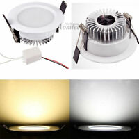 9W LED Ceiling Light Downlight Recessed Lamp Bulb DC 12V Cold Cool/Warm White