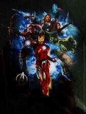 Marvel The Avengers T-shirt - Iron Man, Thor, Captain America, Hulk - XL