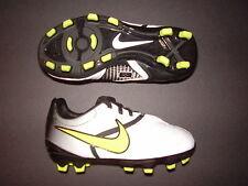 Nike Youth JR CTR360 Libretto FG White/Black Size 1.5