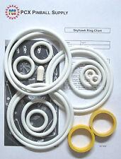 1977 Fischer Skyhawk Pinball Machine Rubber Ring Kit