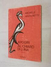 APOGIRI AL CHIARO DI LUNA Michele Marchetti Corso 1989 libro romanzo narrativa