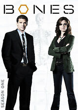 Bones: The Complete First Season DVD slipcover not included