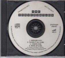 (BA396) The Conversation, Disguise - 1998 DJ CD