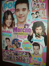 Pop Corn.Moreno Donadoni,Martina Stoessel,One Direction,Lady Gaga,Demi Lovato,ii