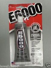 3.7 oz E6000 Rhinestone Crystal Craft Gem Jewelry Glue Adhesive E-6000  NEW
