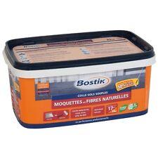 Colle Moquette et Fibres naturelles - 3,5 kg - BOSTIK