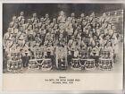 1929 PHOTO - DRUMS - 2nd BATTn. THE ROYAL SUSSEX REGT. - KULDANA INDIA 1929