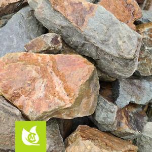 Grauwacke Gabionensteine