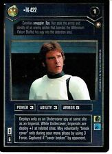 STAR WARS CCG REFLECTIONS VRF CARD TK-422