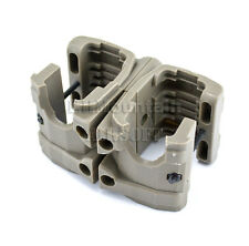 Polymer Double Magazine CLAMP for MP7 Magazine / OD (KHM Airsoft)