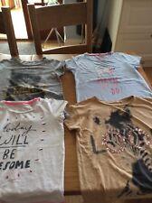 Girls Animal Tee Shirt Bundle Nextx3 Joulesx1