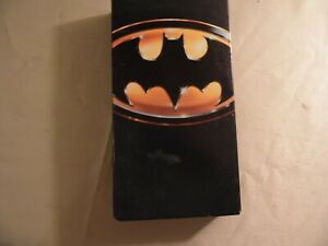 Batman by Tim Burton (Used VHS Tape) Nicholson Keaton / Free Domestic Shipping