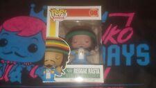 Funko Pop! Rocks Reggae Rasta # 08 Vaulted