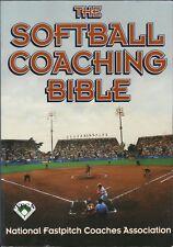 BOOK – THE SOFTBALL COACHING BIBLE -  NCAA - HUMAN KINETICS