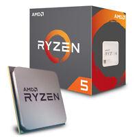 AMD Ryzen 5 1600 Desktop CPU - AM4/Hex Core/GHz/16MB/65W