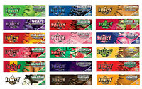 12 Juicy Jays King Size Slim FRUITY Flavoured Rolling Papers ANY RANDOM FLAVOUR