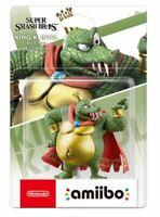 Nintendo amiibo King K. Rool Super Smash Bros. Series Wii 3DS Tracking Number