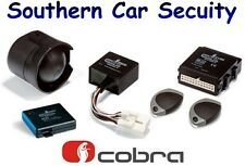 Cobra A4138HF Car Alarm Thatcham Cat 1 Alarm with Microwave sensor