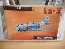 Modelkit Hobbycraft Hobby Craft LA-5 WWII Soviet Fighter on 1:48 in Box Sealed