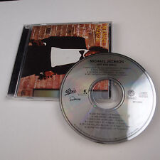 2015 Michael Jackson - Off the Wall CD 88875199612 - Epic Records