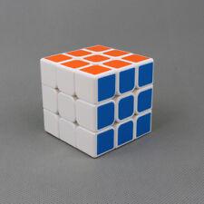 Stickerless 3x3 Rubiks Cube Fast Beginner Speed Cube Brain Teaser Twist Puzzle