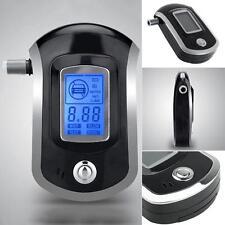 LCD Digital Detector avanzado analizador aliento alcohol tester Breathalyzer OP