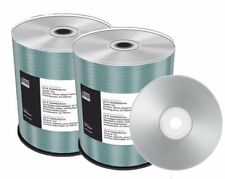 200 Mediarange Full Printable Silver CD-R 52x 700MB 80 Min Blank CD Disc MR244