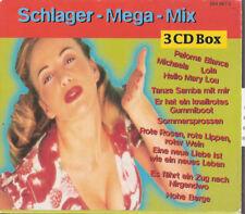 Schlager-Mega-Mix 3 CD-Box