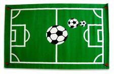 Teppiche für Kinder mit Fußball Motiv