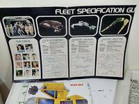 1979 STAR TREK ACTION FLEET Mail away in Original package