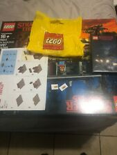 LEGO 75810 Castle Byers Notebook VHS Lot Netflix Stranger Things Rare Limited