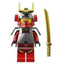 LEGO® Ninjago™ Samurai X (Nya) with Gold Sword - Original Version