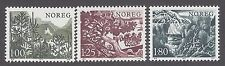 Norway SC # 695-697 MNH 1977