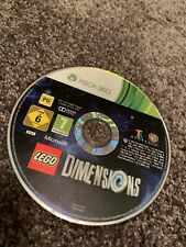 XBOX 360 LEGO DIMENSIONS SOFTWARE DISC ONLY