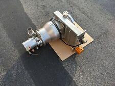 "Varian Cryopump Cryogenic Vacuum Pump Conflat 10"" Cf built-in gate valve"