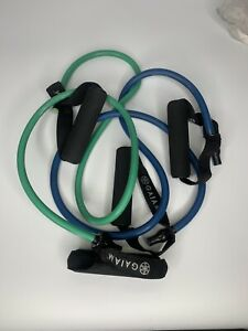 Resistant Work-Out Bands GAIAM Resistance Bands a5ae