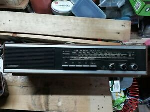 Grundig lw mw and vhf radio