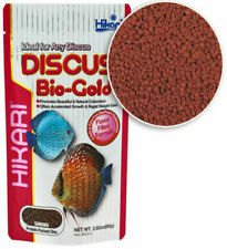 Hikari Discus Bio-Gold - 2.82oz or 2.2# Want It For Less? Look Inside!!