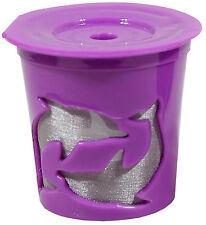 NEW Keurig® 2.0 Coffee Filter Basket Reusable K-Cups Permanent Refillable Purple