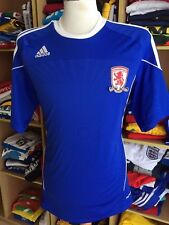 FORMOTION Trikot Middlesbrough FC 2010/12 (XL Auswärts Away Adidas Jersey Shirt