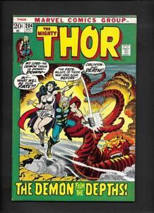 Thor 204 VF+ 8.5 Hi-Res Scans