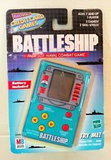 Hasbro 1999 Milton Bradley SEALED Electronic Hand-Held Battleship Travel Game